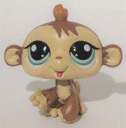LITTLEST PET SHOP  trojčátka opička LPS 1552