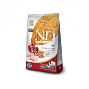 N&D LG DOG Adult Chicken & Pomegranate 12kg