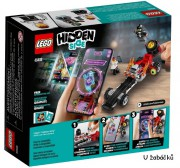 LEGO HIDDEN SIDE 40408 Dragster