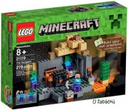 LEGO MINECRAFT 21119 The Dungeon HLADOMORNA
