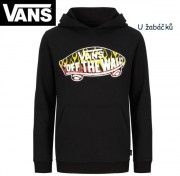 MIKINA VANS OFF THE WALL hoodie