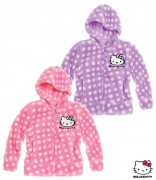 Fleece mikina Hello Kitty