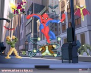 3D TAPETA WALLTASTIC SPIDERMAN