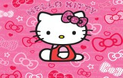 HELLO KITTY WALLTASTIC 3D FOTOTAPETA