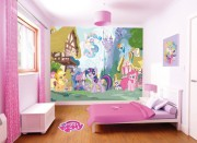 MY LITTLE PONY WALLTASTIC 3D FOTOTAPETA