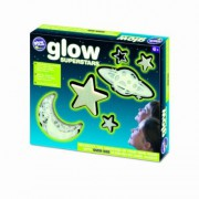 GlowStars Glow Superstars vesmír maxi