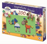 Magnetické puzzle ZOO