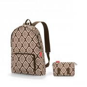 Batoh Reisenthel mini maxi Rucksack diamonds