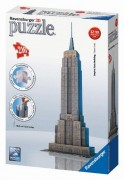 Puzzle 3D Empire State Building 216d Ravensburger