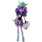 MONSTER HIGH Z BOO YORKU