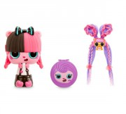 L.O.L. Pop Pop Hair Surprise 3-in-1 Pops,  Sidekick