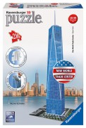RAVENSBURGER 3D puzzle TRADE CENTER