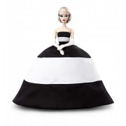 Barbie® 60th Anniversary Doll Black and White Forever™
