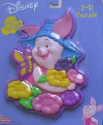 FISHER PRICE 3D PUZZLE DISNEY