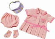 Zapf Creation Baby Annabell First Steps deluxe set