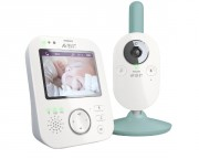 Philips Avent Baby monitor SCD630 video