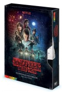 Zápisník STRANGER THINGS VHS
