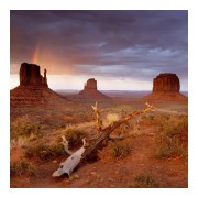 Fototapeta vlies Monument Valley