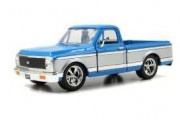 JADA model 1/24 CHEVROLET CHEYENNE PICK-UP 1972