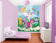 Fototapeta MY LITTLE PONY 2, 44m x 2, 03m