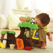 Fisher Price Little People Strom plný zvířátek
