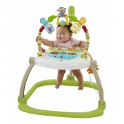 Fisher Price skákadlo Jumperoo Rainforest CHN38